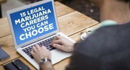 15 Marijuana Jobs You Can Choose