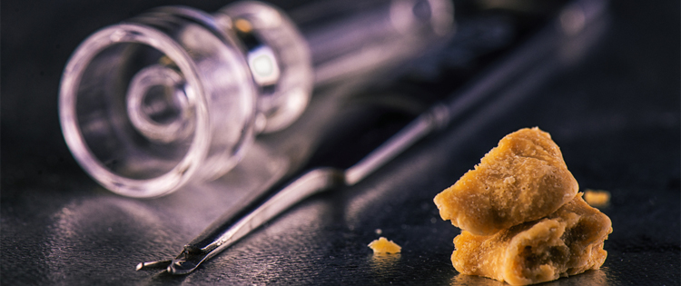 cannabis concentrates-marijuana wax