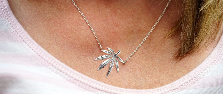 cannabis couture - jewelry