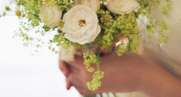 Say Your High-Do's With A Cannabis Wedding Theme