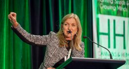 Fiona Patten Australian MP Calls For Legal Recreational Cannabis In Australia