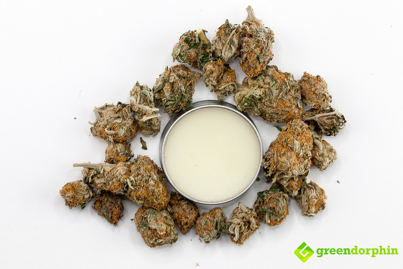 Cannabis topical