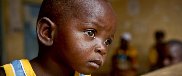 African children who survived Cerebral Malaria