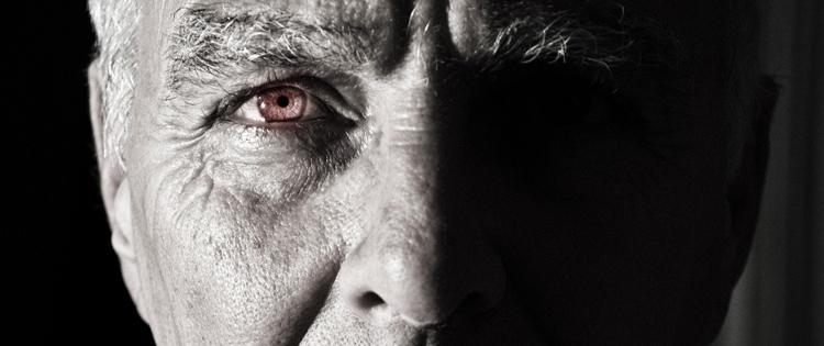 red eye phenomenon