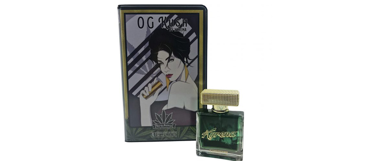 Pot perfume is certainly a fresh idea that started as early as 2006