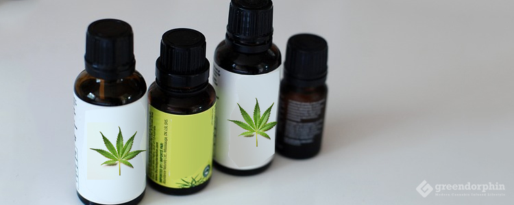 cannabis-infused oils