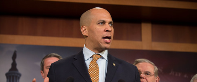 Booker Introduces Marijuana Justice Act – Not Only to Make Cannabis Legal on Federal Level but to Apply Restorative Justice