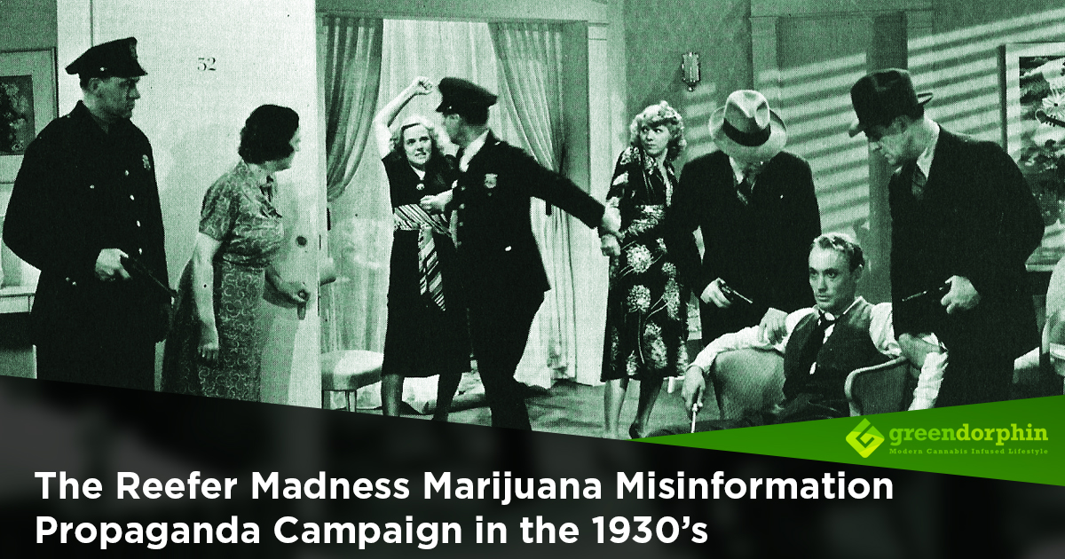 an analysis of the reefer madness as a controversial but popular topic Reefer madness- classic anti-marijuana propaganda film 1936 it was produced to 'educate' the public about marijuana and justify prohibition the next year.