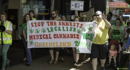Medical Cannabis Law Reform Rally and March – Brisbane Australia