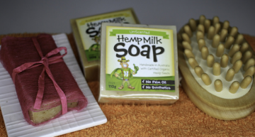 The Benefits of Using Hemp Soap