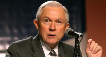 Jeff Sessions' Memo Pushes Death Penalty for Drug Peddlers- May Include Legal Business Owners