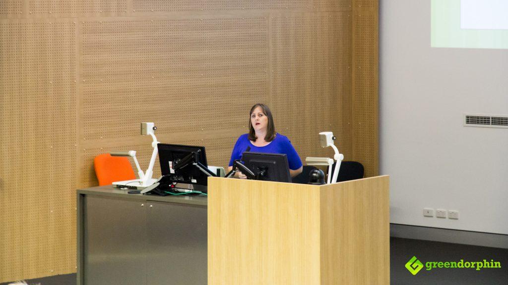 Lanai Carter - MCRA (Medical Cannabis Research Australia) symposium for health professionals