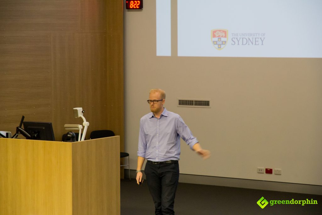 Rhys Cohen - MCRA (Medical Cannabis Research Australia) symposium for health professionals
