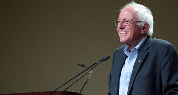 Bernie Sanders Cosponsors Cory Booker's Marijuana Justice Act