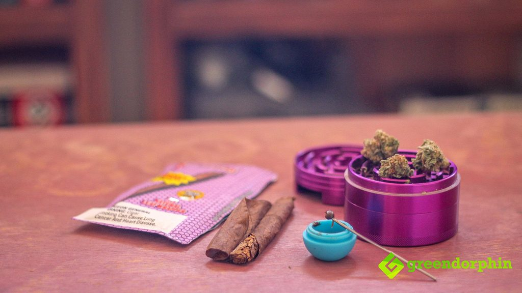 Cannabis smoking accessories