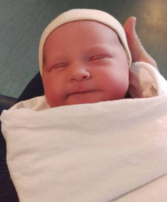 Dawna Lemoines baby girl
