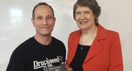 Helen Clark, Former New Zealand Prime Minister, Joins the Global Commission on Drug Policy