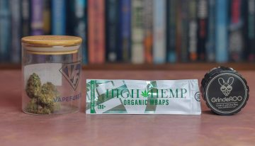 High Hemp Organic Wraps Review CBD+ [VIDEO]