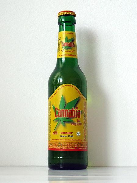 Cannabia Beer