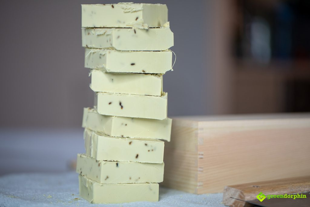 hemp soap bars