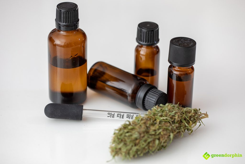 CBD of drug addiction