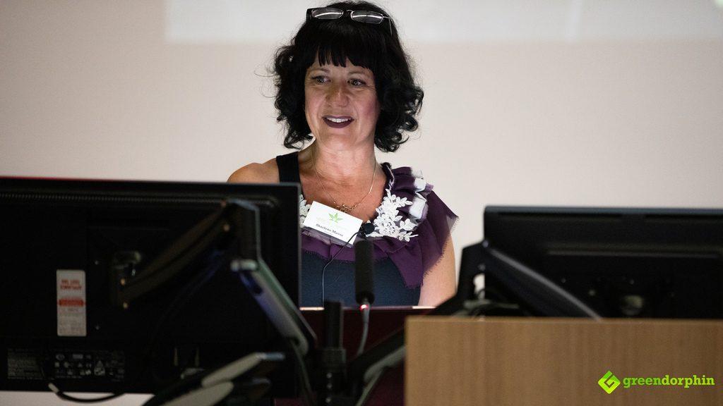 Sharlene Mavor - Medical Cannabis for Health Professionals Brisbane