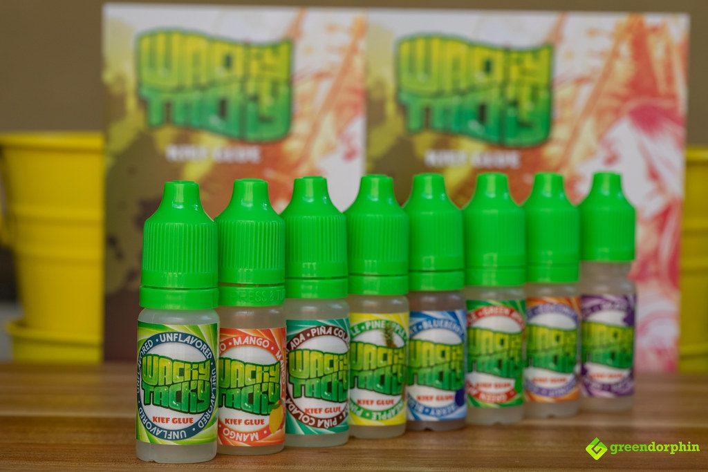 Wacky Tacky Kief Glue