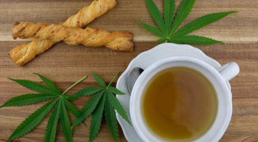 The Benefits of Cannabis Tea